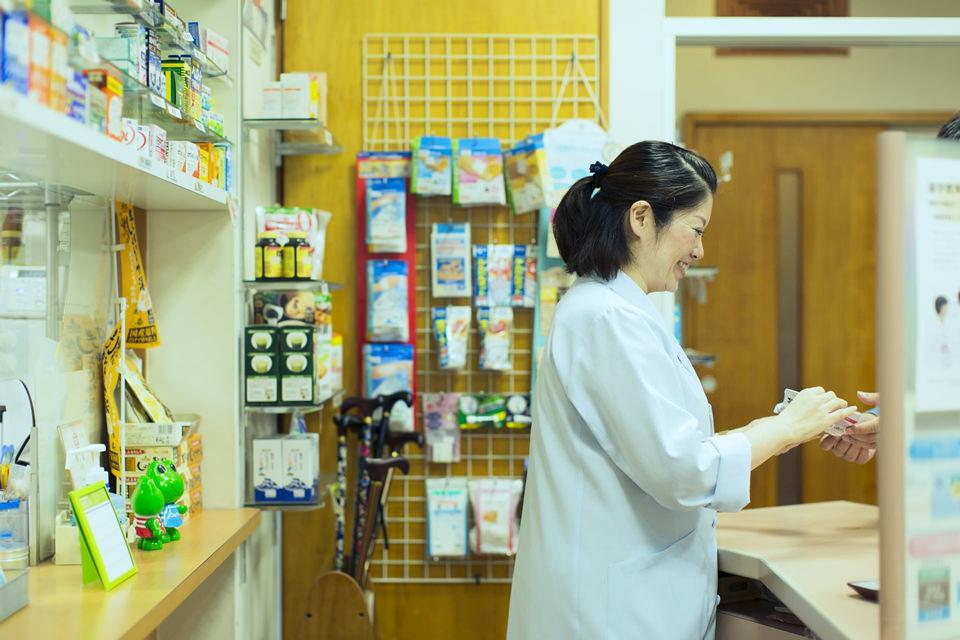 やさしい薬局には、サプリメントアドバイザーがいます。