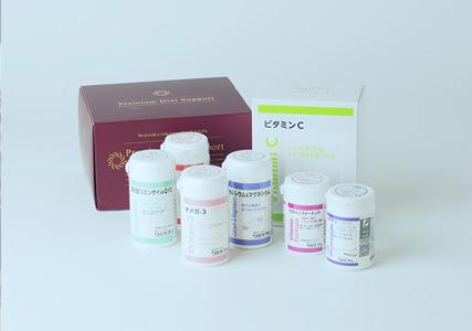 薬剤師の立場から、体にやさしい食品や化粧品、サプリメントをご紹介いたします。